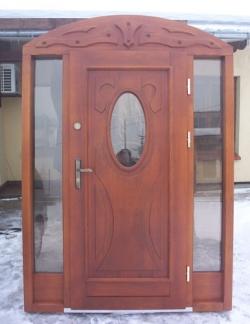 70Roza_drzwi_zewnetrze